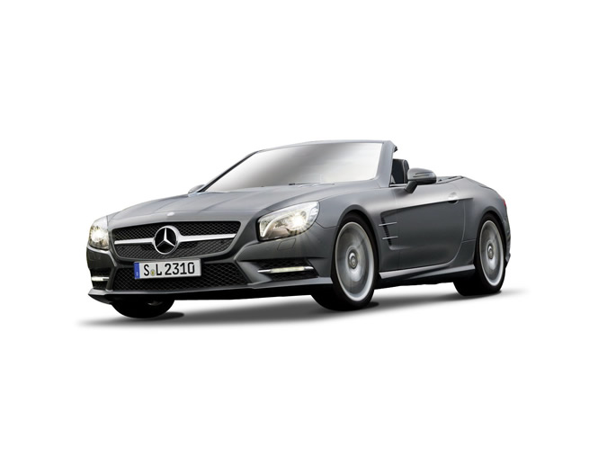 2012 Mercedes-Benz SL 500 Convertible