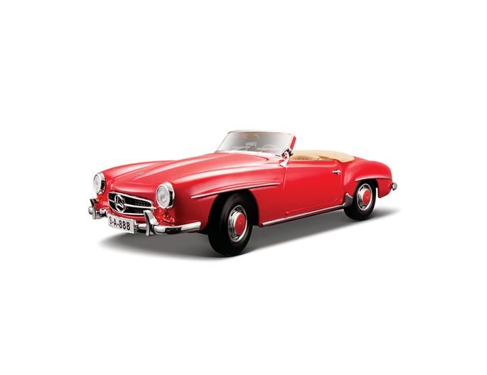 1967 Mercedes Benz 190SL