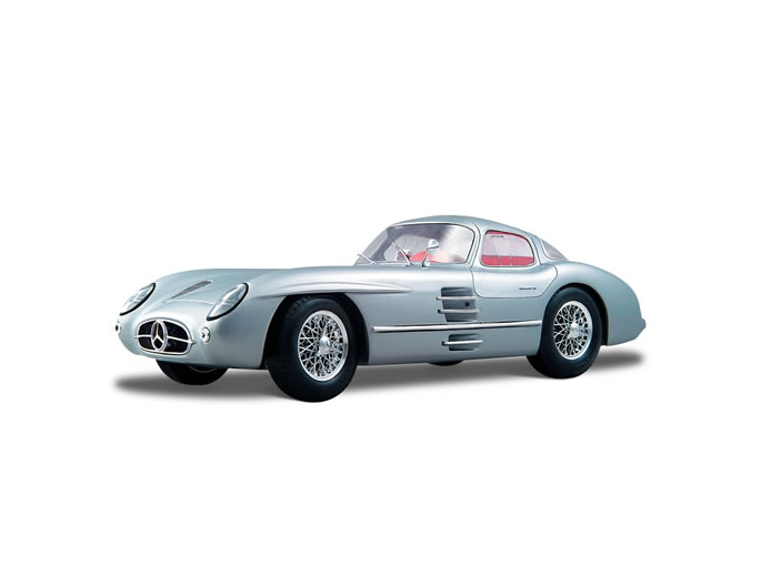 Mercedes-Bens 300 SLR Coupe