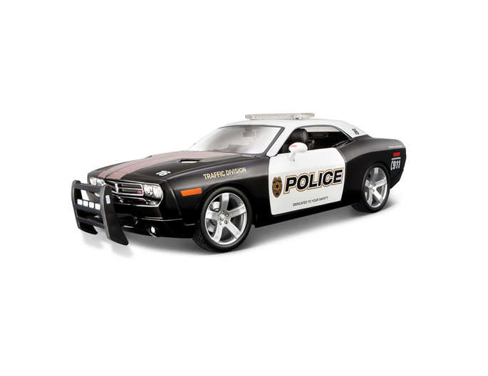 2006 Dodge Challenger Concept Police