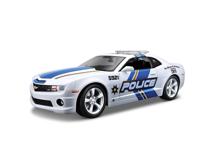 2010 Chevrolet Camaro SS RS Police