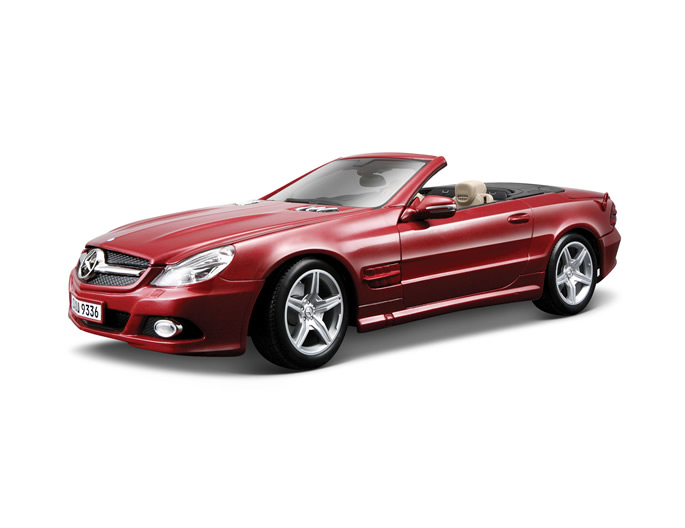 2009 Mercedes-Benz SL-550