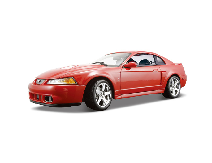 2003 Ford SVT Cobra Coupe