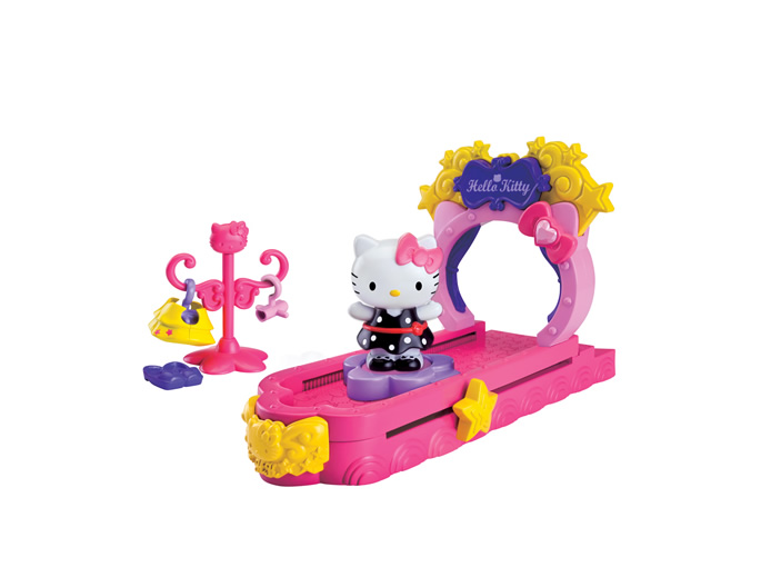 Play Set Desfile de Moda Hello Kitty