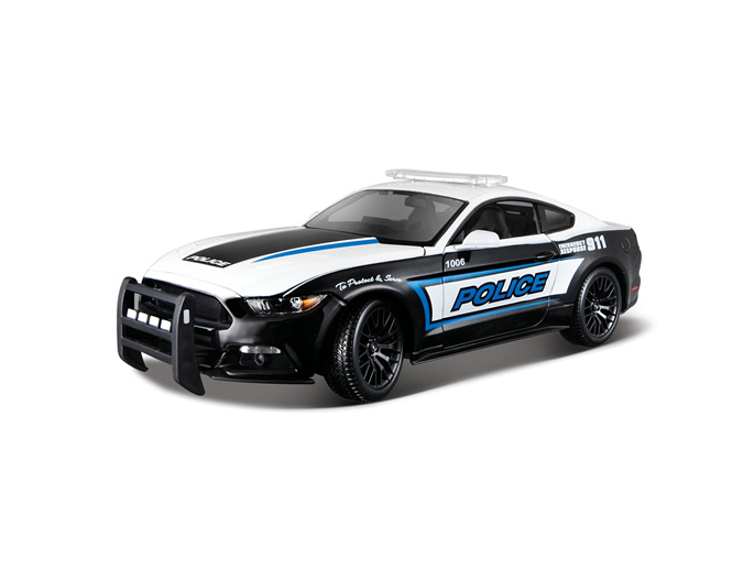 2015 Ford Mustang Police
