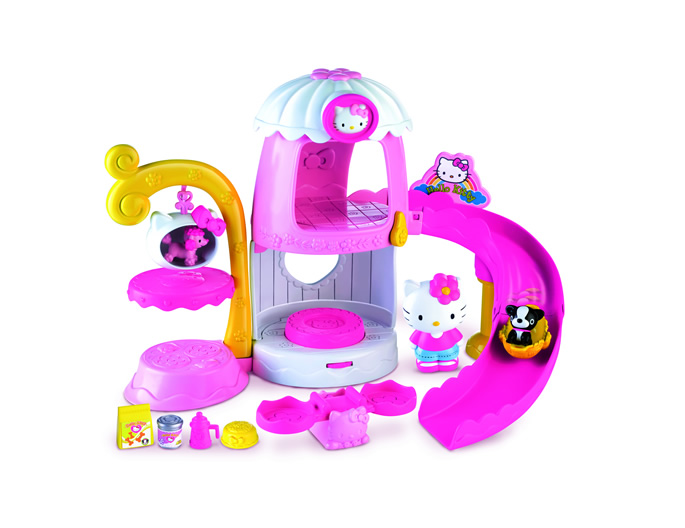 Play Set Divertido - Hello Kitty