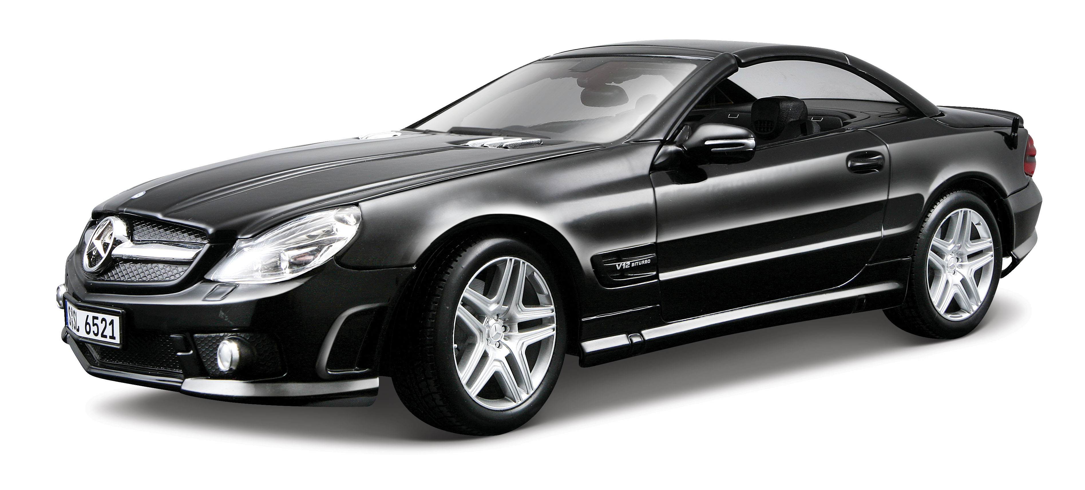 Mercedes Benz SL-65 AMG 2009 CONVERTIBLE