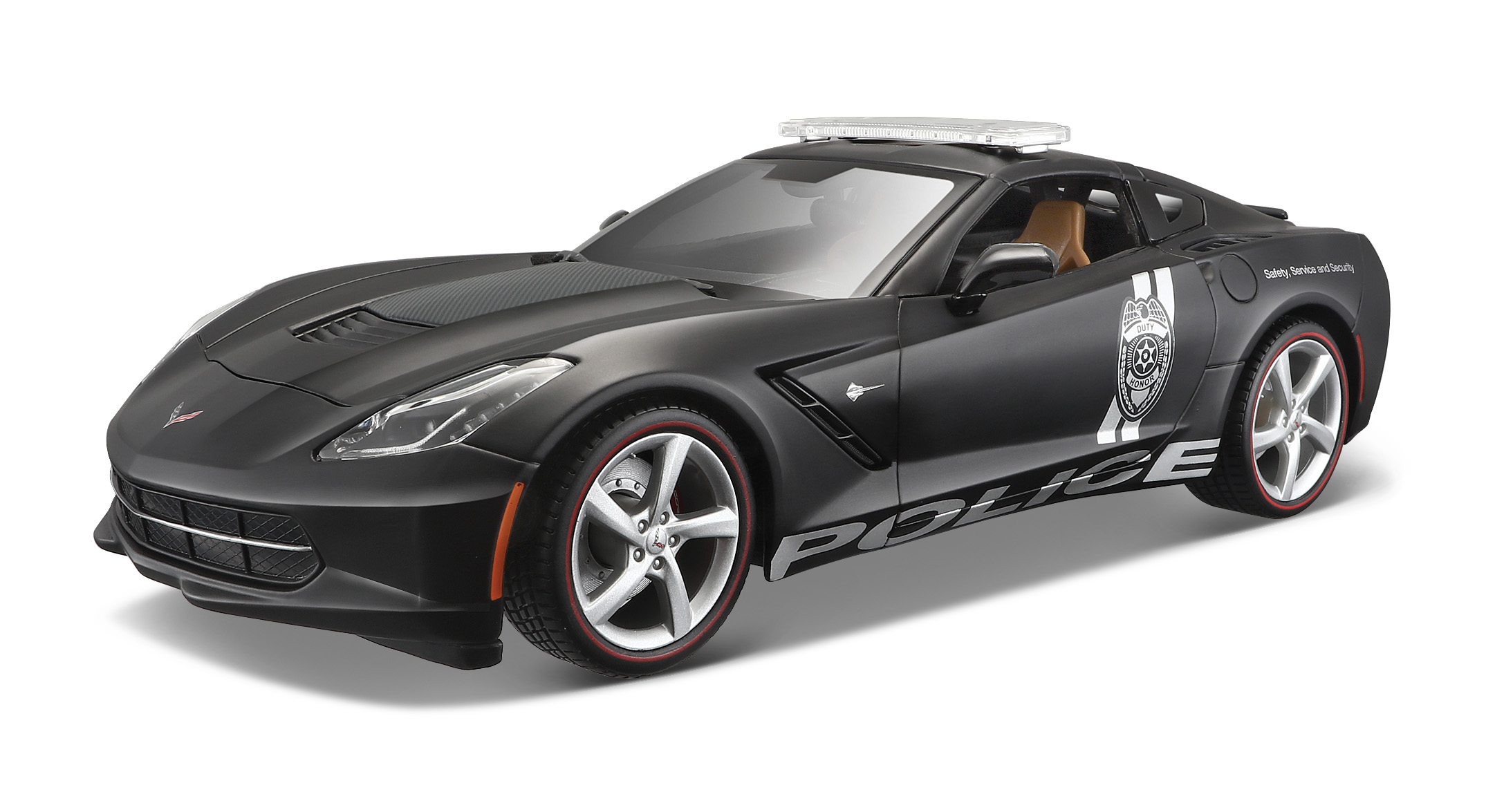 Corvette Stingray Police 2014