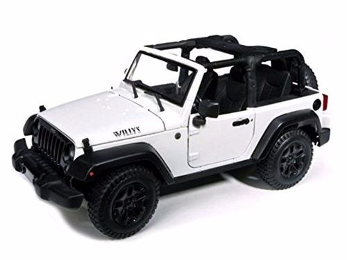 Jeep Wrangler ( no top) 2014