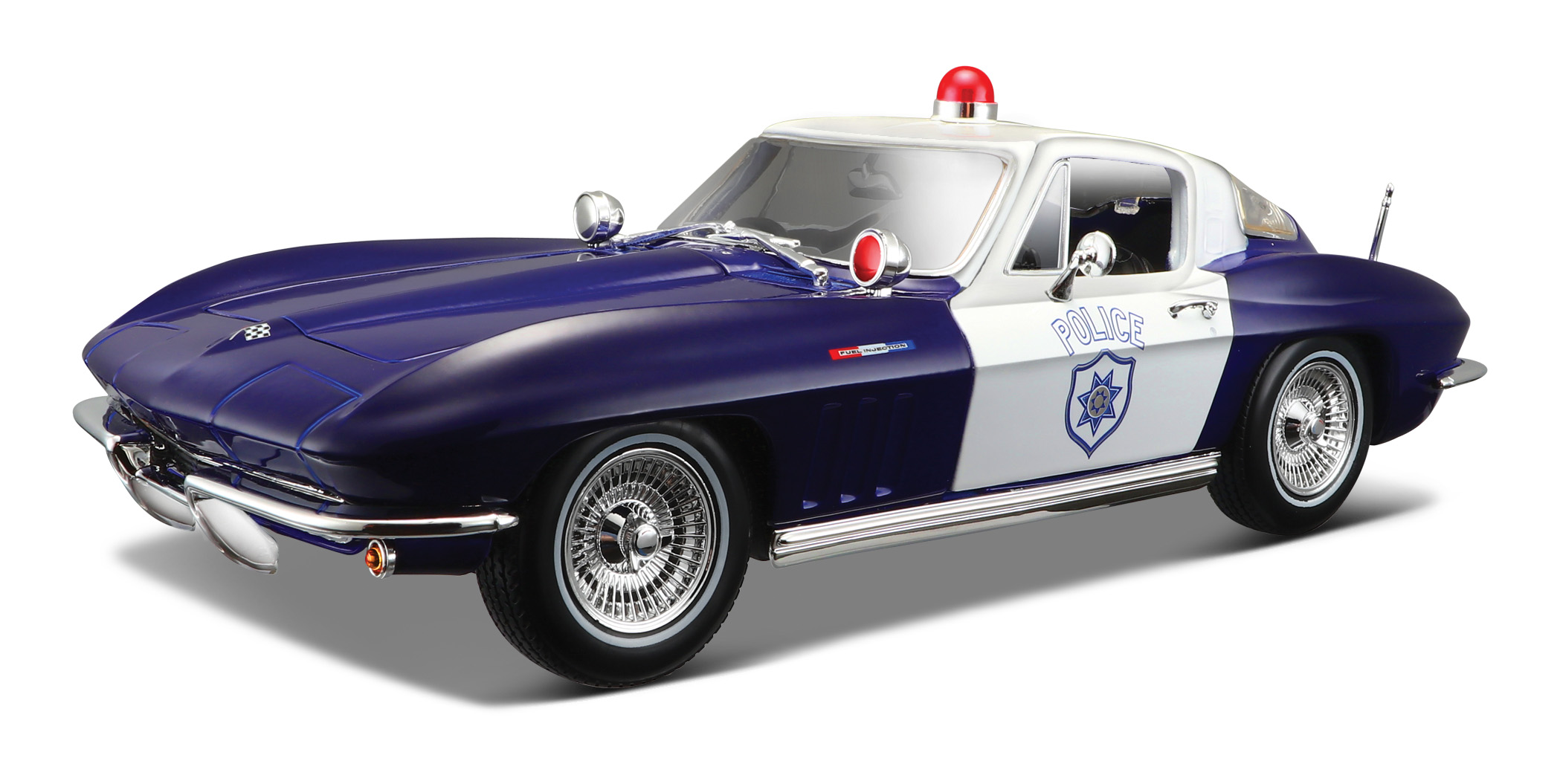 Chevy Corvette Police 1965